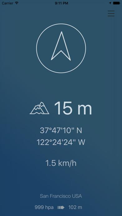 点击获取Altimeter - ALTI  The altitude