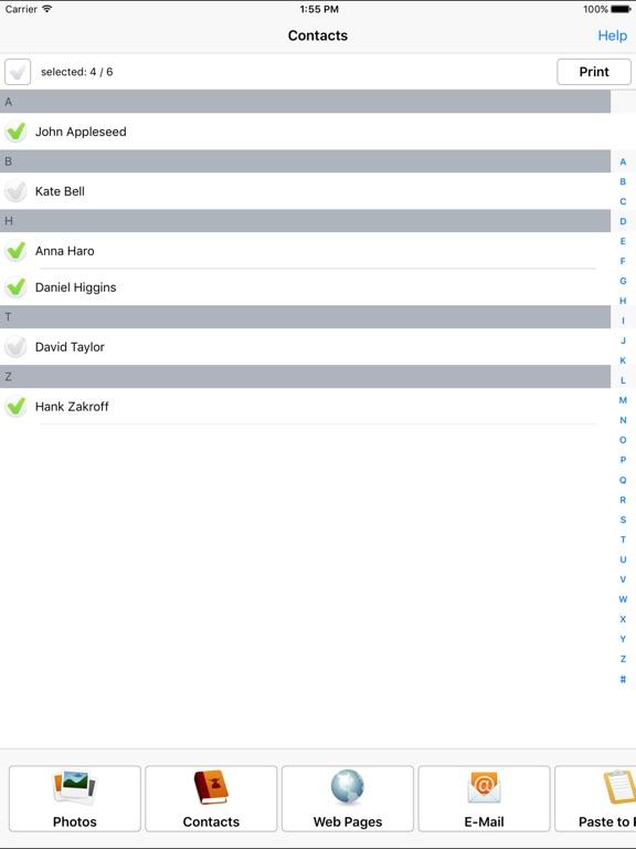 PrinterShare Premium Скриншоты7