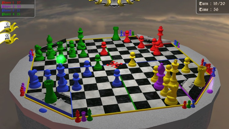 Warlord Chess Lite screenshot-3