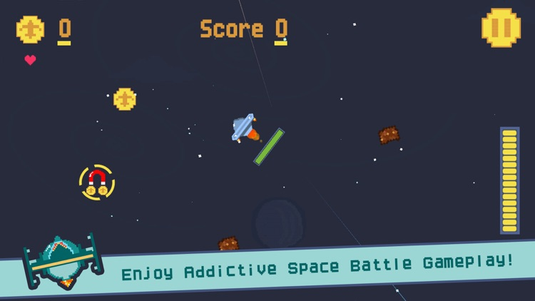 Propulsion - Retro Space Adventure Game