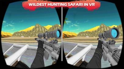 Jungle Hunting Safari - Cardboard VR screenshot one