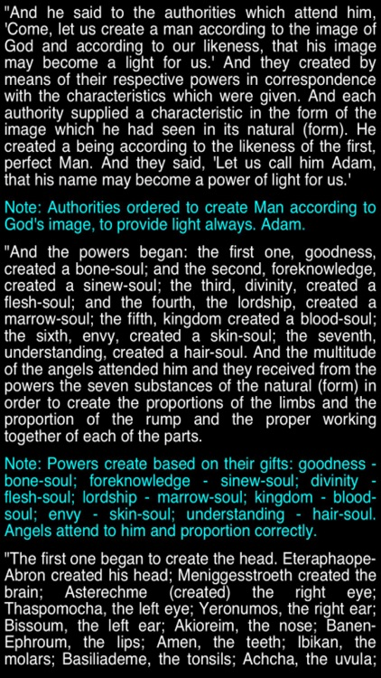 Summary New Testament Apocrypha Books screenshot-3