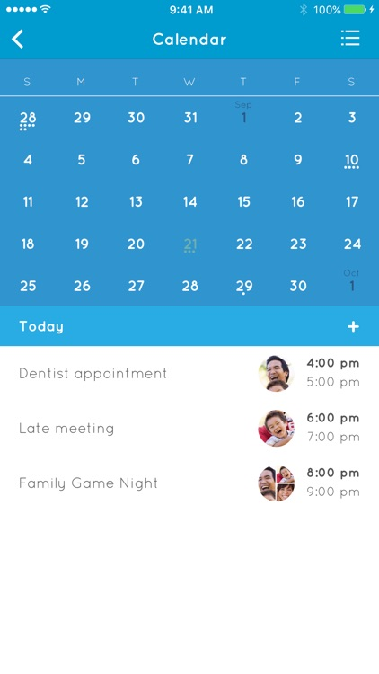 Family Organizer - Calendar Planner screenshot-4