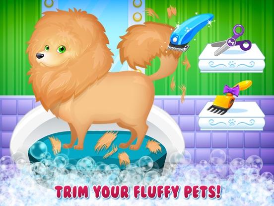 Sunnyville Fluffy Salon для iPad