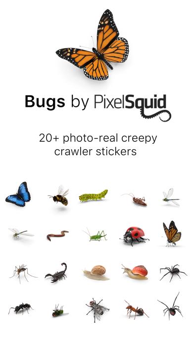 Bugs by PixelSquid screenshot one
