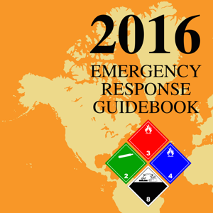 HazMat Reference and Emergency Response Guide app