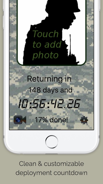 iDeploy Photo Edition Deployment Countdown Timer