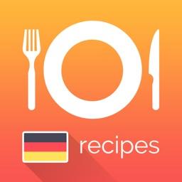 German Recipes: Food recipes, cookbook, meal plans