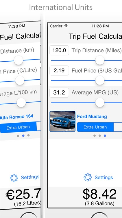Trip Fuel Calculator screenshot-4