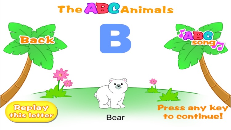 Alphabet ABC Song and Animals