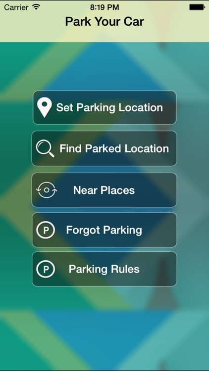 Car Parking - Find your Car - Where to Park