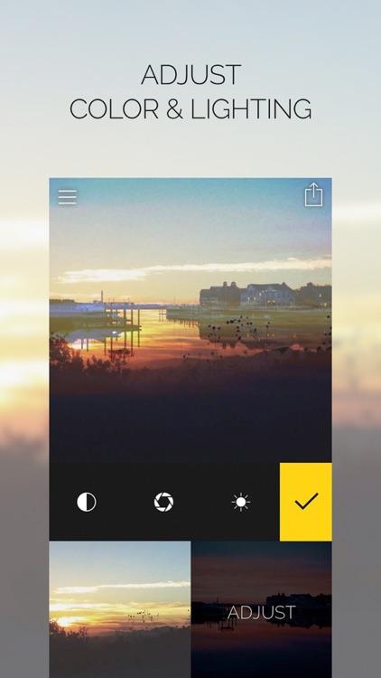 Fused Photo Editor & Double Exposure Video Blender screenshot-4