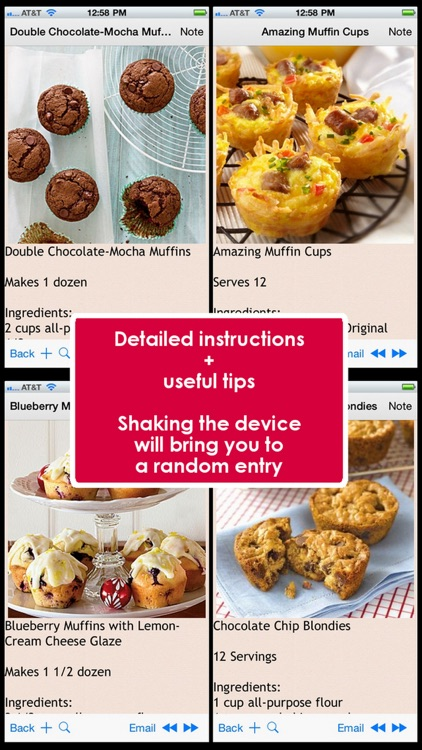 300 Muffin Recipes