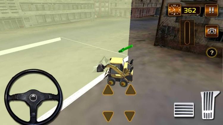 Construction City Truck Loader Operator screenshot-3