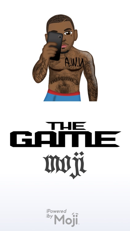 The Game ™ by Moji Stickers