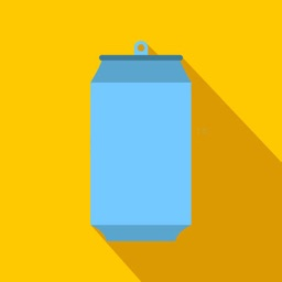 Soda Can Flip Challenge - For Water bottle flip