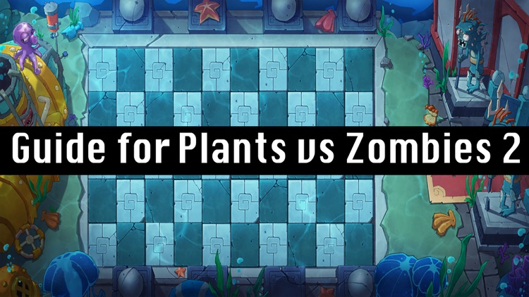 Guide For Plants vs Zombies 2 - Tips and Tricks HD app image