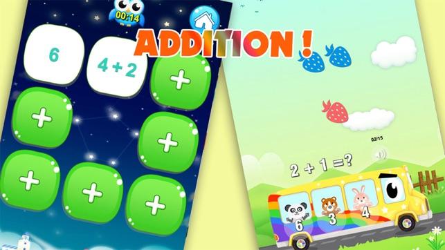 Mathe übungen trainer spiele 1. 2. 3. Klasse im App Store
