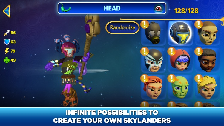 Skylanders™ Creator screenshot-2