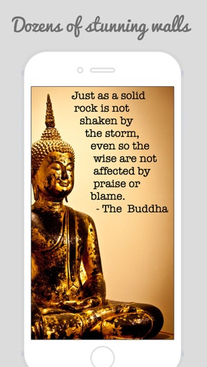 Free Buddha Quote For Success Hd Quote Pictures On The App Store