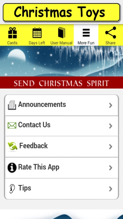 Christmas Cards for iPhone screenshot-4