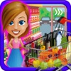 Supermarket Mall Girl Cash Register Real Simulator
