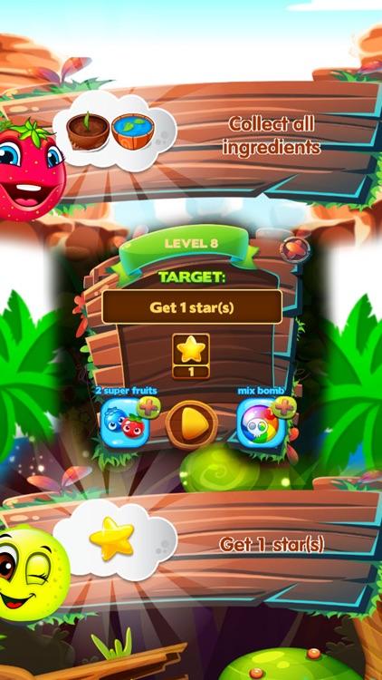 Charm Farm King - New Fruits Link Heroes