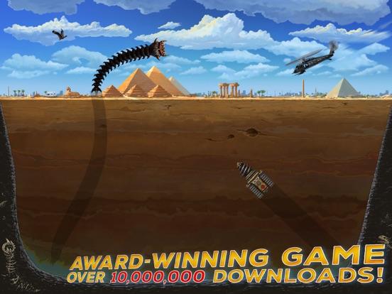 Death Worm для iPad