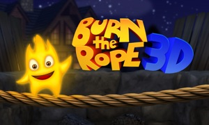 Burn the Rope 3D