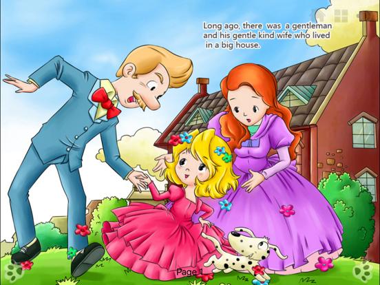 Cinderella - Bedtime fairy tale iBigToy screenshot