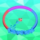 Crystal Rush! Color Shoot Arcade Game icon