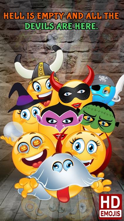 Halloween Emoji Text: Sexy Emoji Icons & Stickers By Kamal Patel