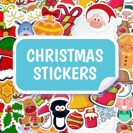 Christmas Emojis, 3d Emoticons & Chat Stickers