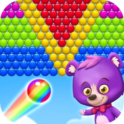 Bubble Rainbow For Christmas Game