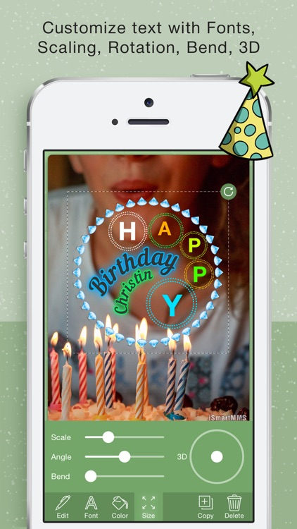 Happy BirthDay Cards Maker screenshot-1