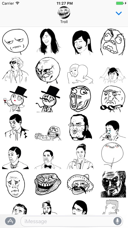 Meme Sticker Pack
