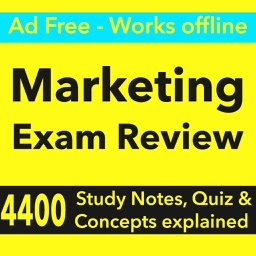 Marketing Test Bank App : flashcards & study Notes