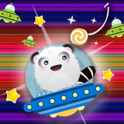 Feed My Monster - Cut your rope for gravity space adventure