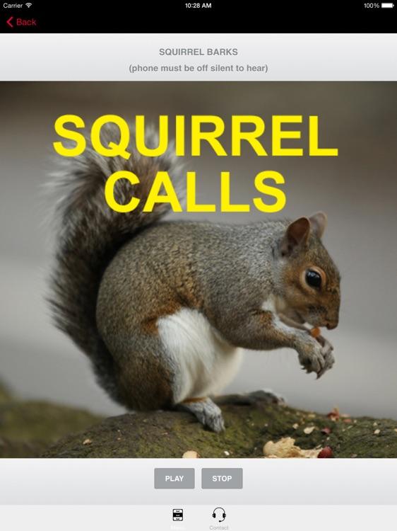 Squirrel Hunting Calls HD