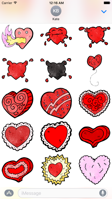 Hearts2! The DoodleBomb Collection screenshot three
