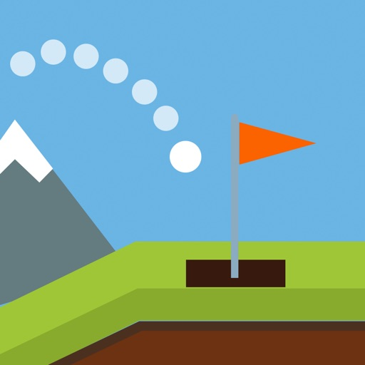 Simply Golf - Put the ball into the hole