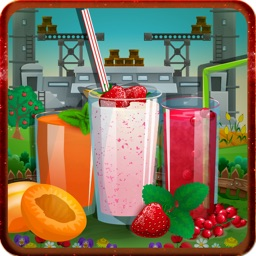 Smoothies Factory – Frozen treat, fizzy slush game