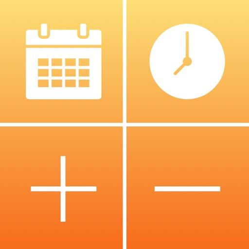 Калькулятор дат - позволяет рассчитать количество дней между датами или добавлять или вычитать время от определенной даты