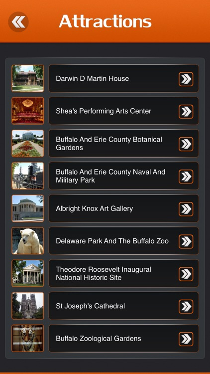 Buffalo City Travel Guide
