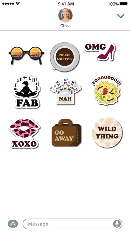 Fab Stickers screenshot-1