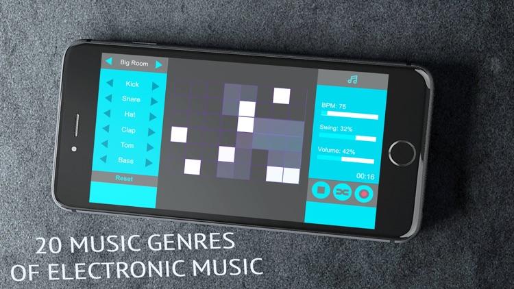 Drum Pads Machine 2-Beat maker screenshot-3
