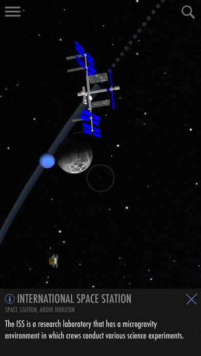 SkyView® Free - Explore the Universe Screenshot