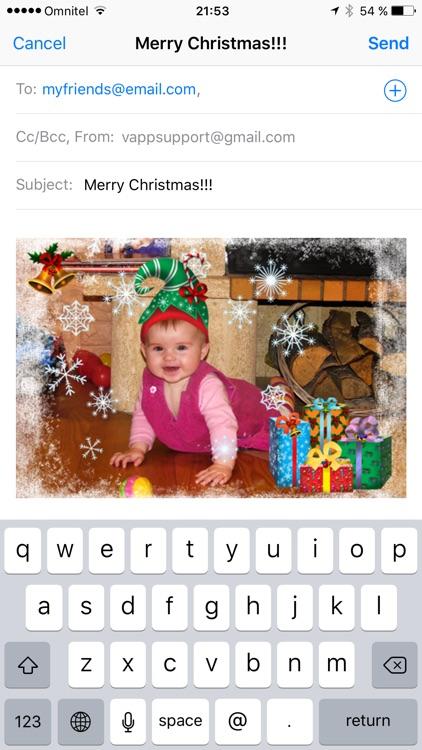 Christmas Photo Booth 2017 screenshot-4