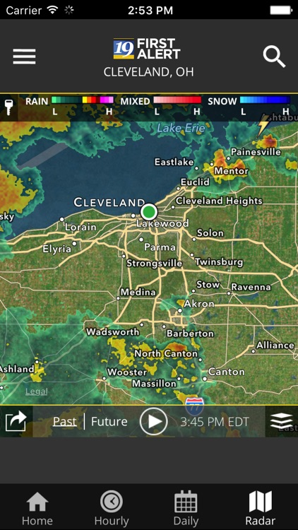 Cleveland19 First Alert Weather