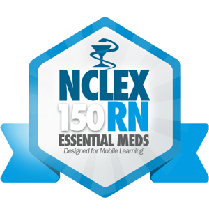 NCLEX Pharmaceutical Study Guide app